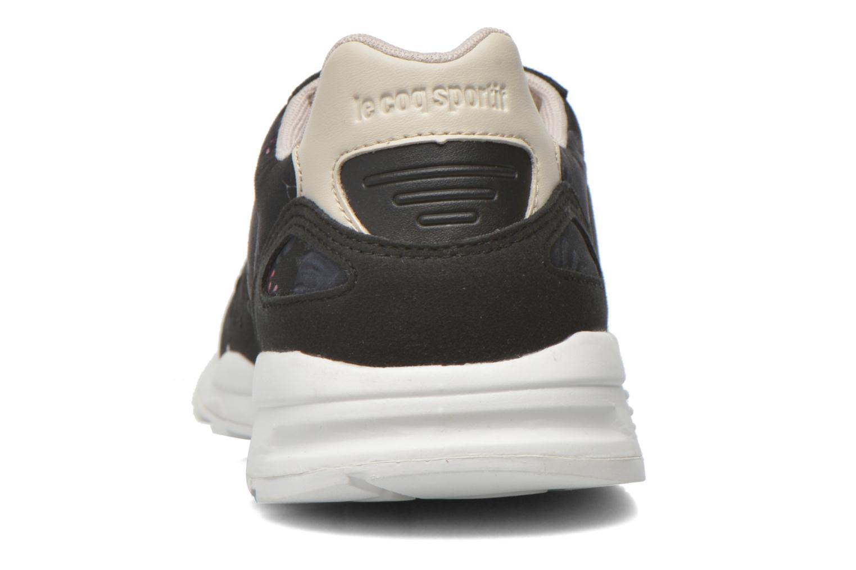 Sneakers Le Coq Sportif Lcs R900 W Winter Floral Nero immagine destra