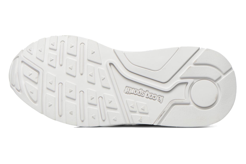 Sneakers Le Coq Sportif Lcs R900 W Winter Floral Nero immagine dall'alto