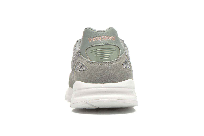 Sneakers Le Coq Sportif Lcs R900 W Mesh Grigio immagine destra