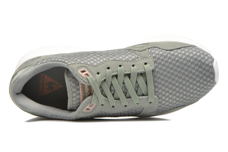 Sneakers Le Coq Sportif Lcs R900 W Mesh Grigio immagine sinistra