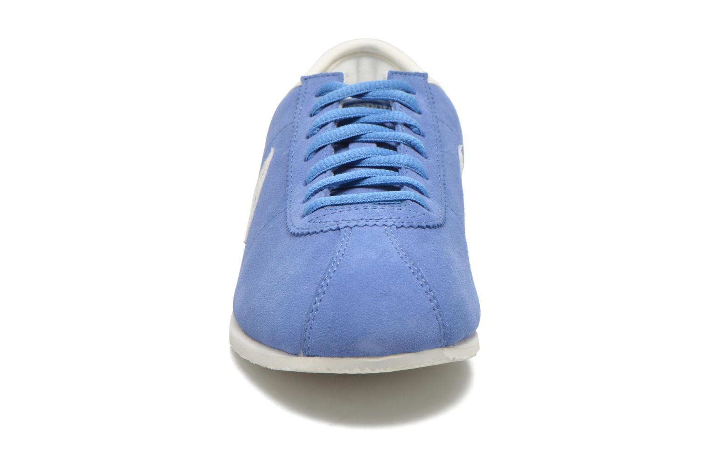 Trainers Le Coq Sportif Wendon W Suede Blue model view
