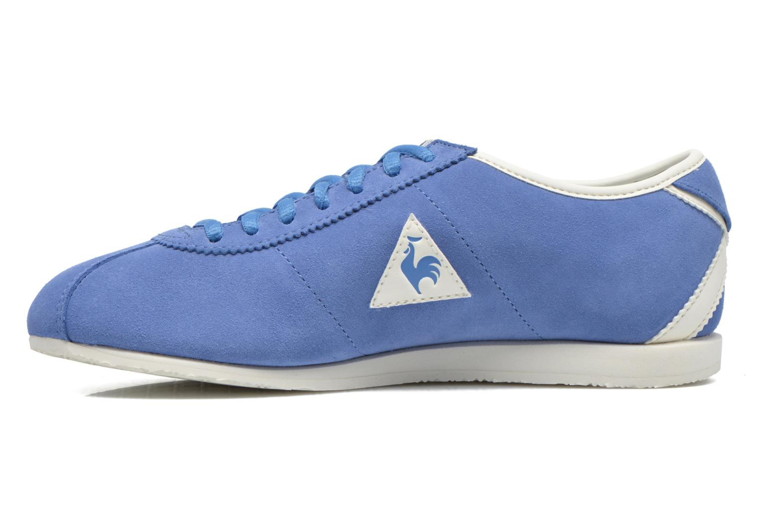 Trainers Le Coq Sportif Wendon W Suede Blue front view
