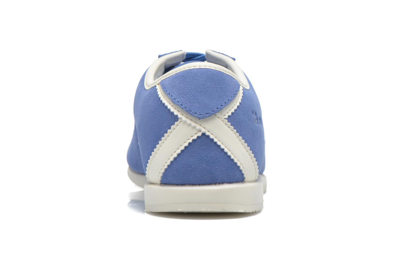 Baskets Le Coq Sportif Wendon W Suede Bleu vue droite