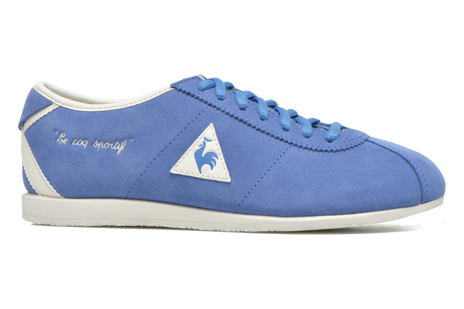 Trainers Le Coq Sportif Wendon W Suede Blue back view