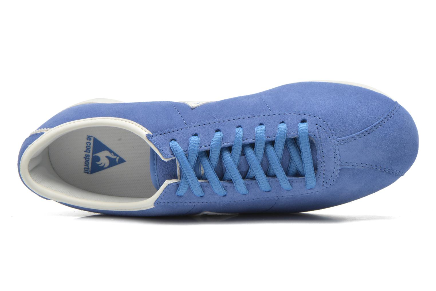 Trainers Le Coq Sportif Wendon W Suede Blue view from the left