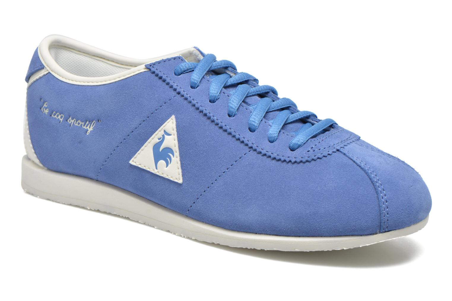 Trainers Le Coq Sportif Wendon W Suede Blue detailed view/ Pair view