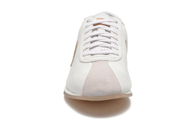 Sneakers Le Coq Sportif Wendon W Sparkly Bianco modello indossato
