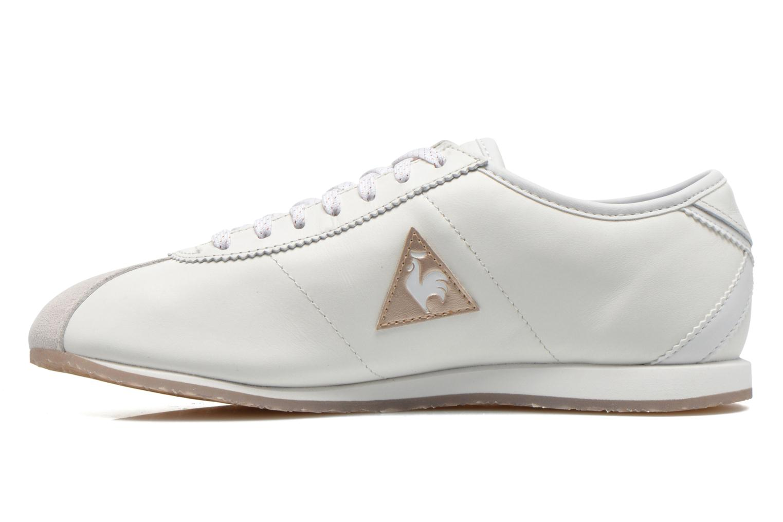 Sneakers Le Coq Sportif Wendon W Sparkly Bianco immagine frontale