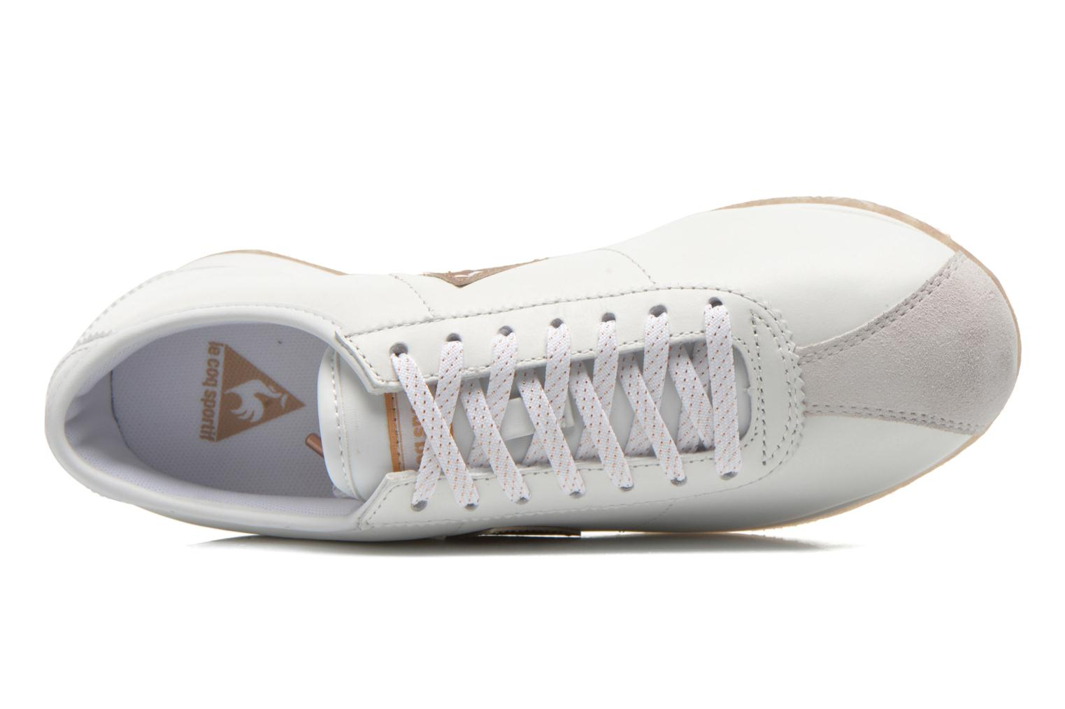 Sneakers Le Coq Sportif Wendon W Sparkly Bianco immagine sinistra