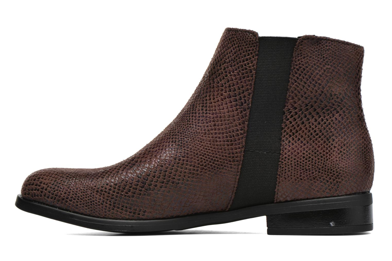 Bottines et boots I Love Shoes VYMSE Marron vue face