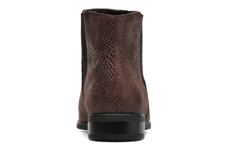 Bottines et boots I Love Shoes VYMSE Marron vue droite