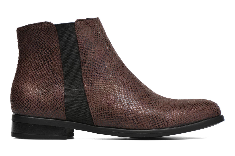 Bottines et boots I Love Shoes VYMSE Marron vue derrière