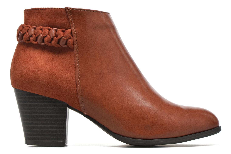 Stiefeletten & Boots I Love Shoes VYMTRESSIA braun ansicht von hinten