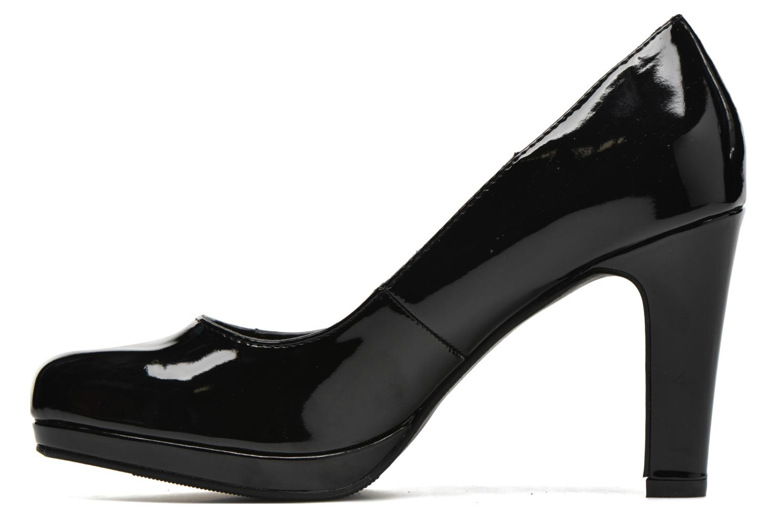 High heels I Love Shoes VYMPATI Black front view