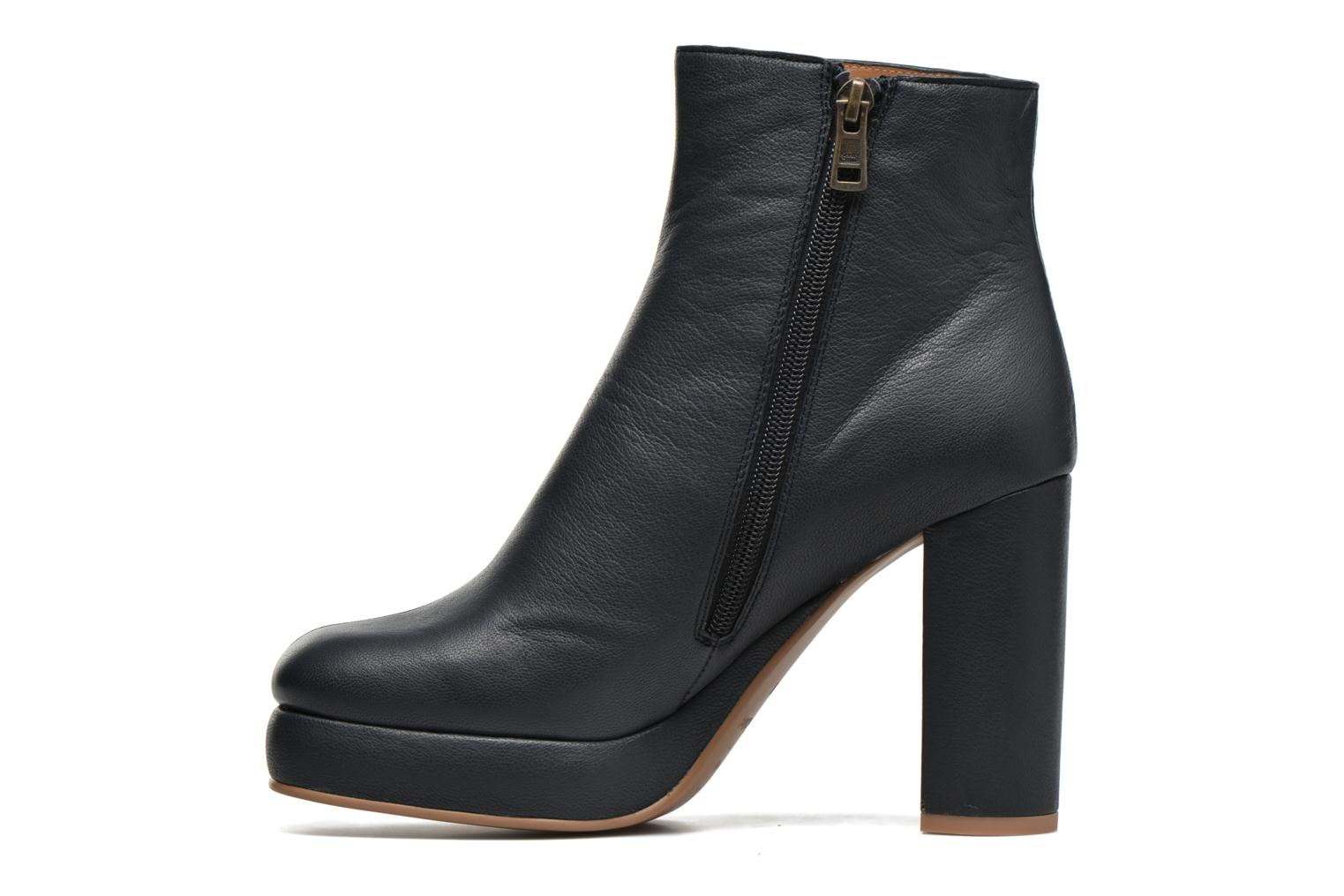 Ankle boots See by Chloé Ybli Blue front view