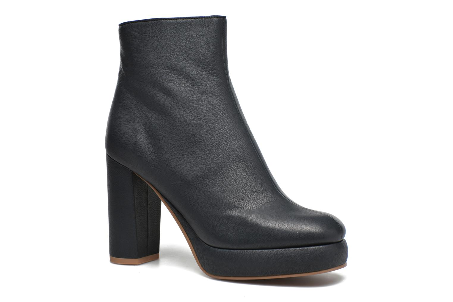 Ankle boots See by Chloé Ybli Blue detailed view/ Pair view