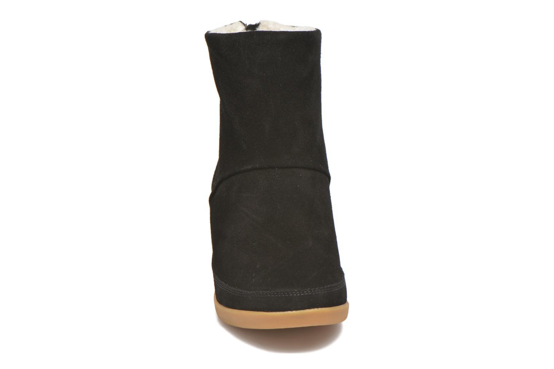Botines  Shoe the bear Emmy Fur Negro vista del modelo