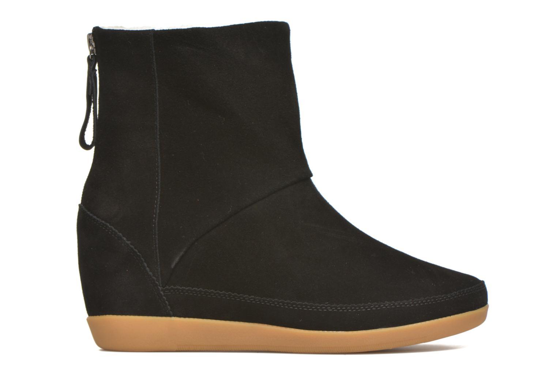 Botines  Shoe the bear Emmy Fur Negro vistra trasera