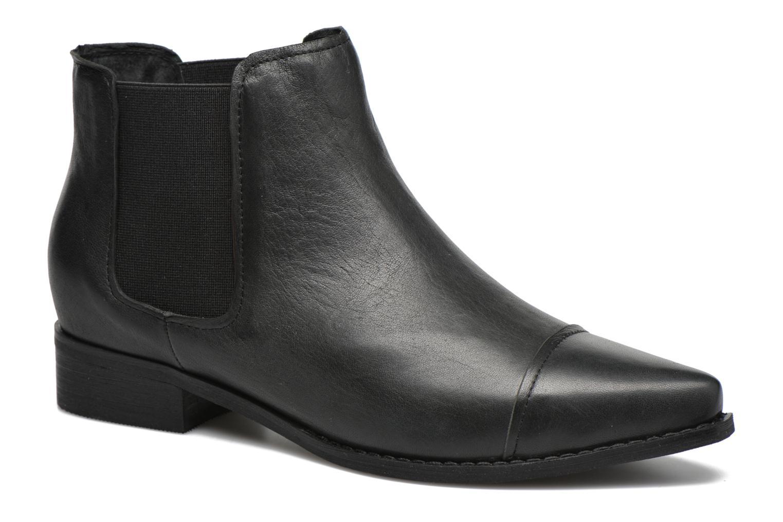Bottines et boots Shoe the bear Aina L Noir vue détail/paire