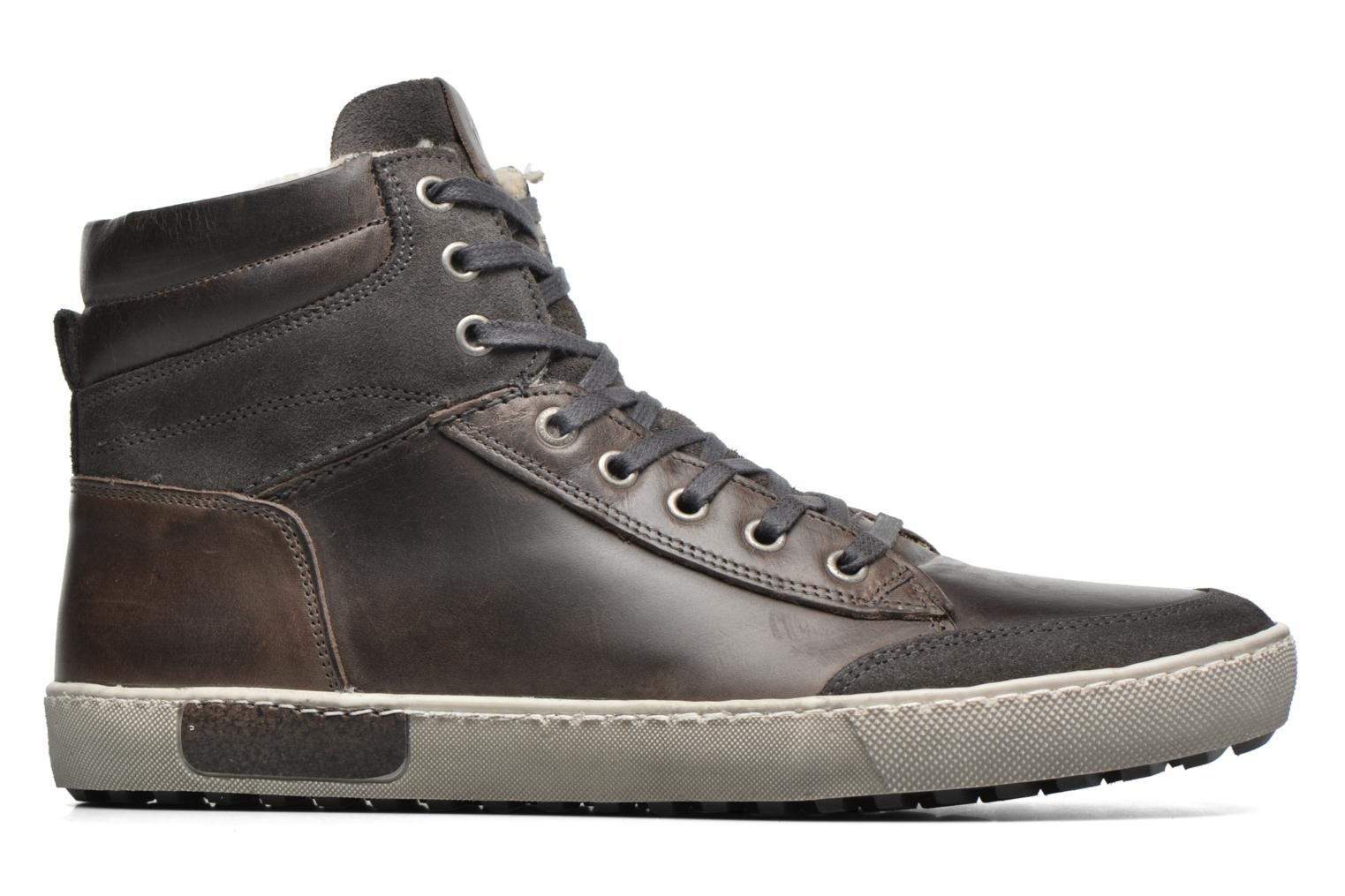 Walmoute Leather Grey+Suede grey