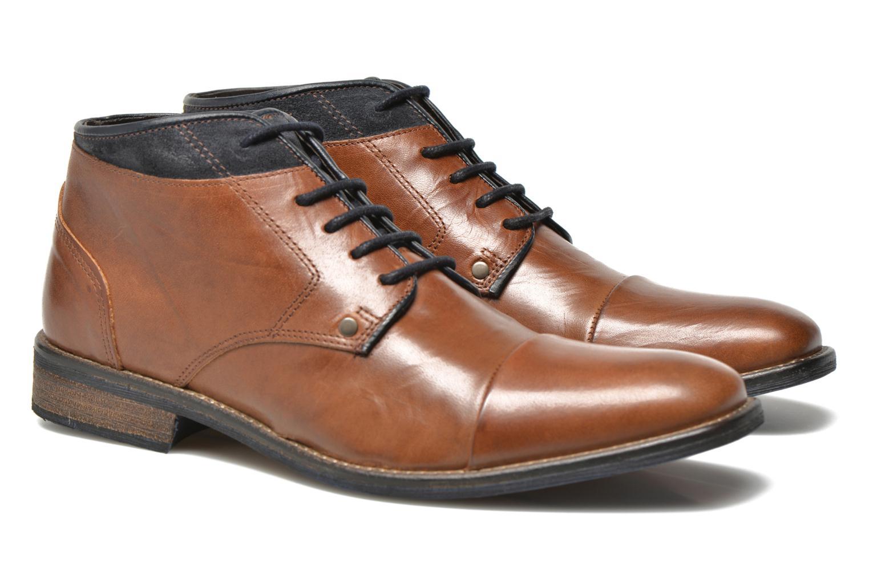 Bottines et boots Mr SARENZA Walboots Marron vue 3/4