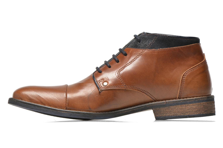 Bottines et boots Mr SARENZA Walboots Marron vue face