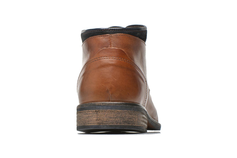 Bottines et boots Mr SARENZA Walboots Marron vue droite