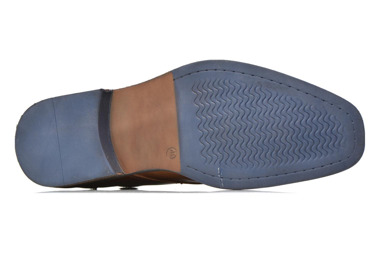 Walboots Tan+Suede Blue