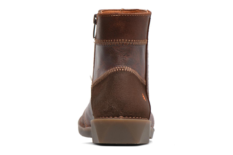 Bottines et boots Art Bergen 849 Marron vue droite