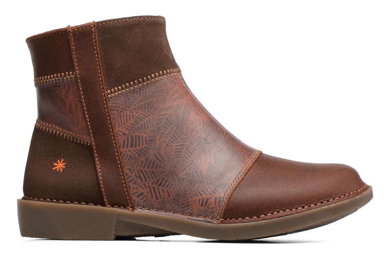 Bottines et boots Art Bergen 849 Marron vue derrière