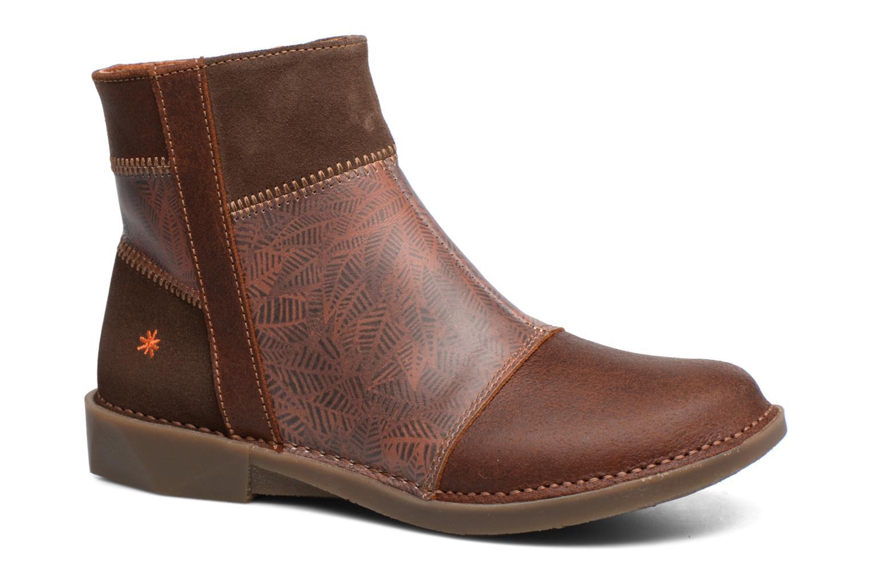 Bottines et boots Art Bergen 849 Marron vue détail/paire