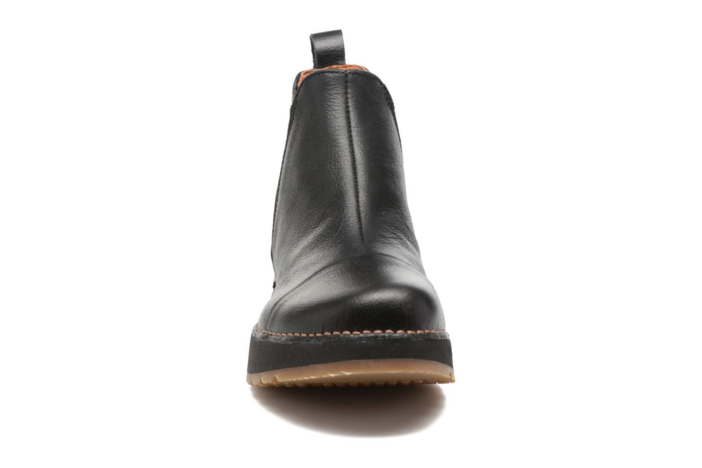 Bottines et boots Art Heathrow 1023 Noir vue portées chaussures