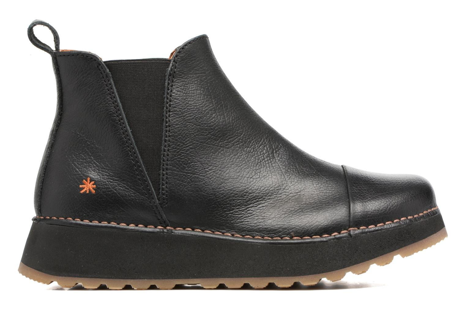 Ankle boots Art Heathrow 1023 Black back view