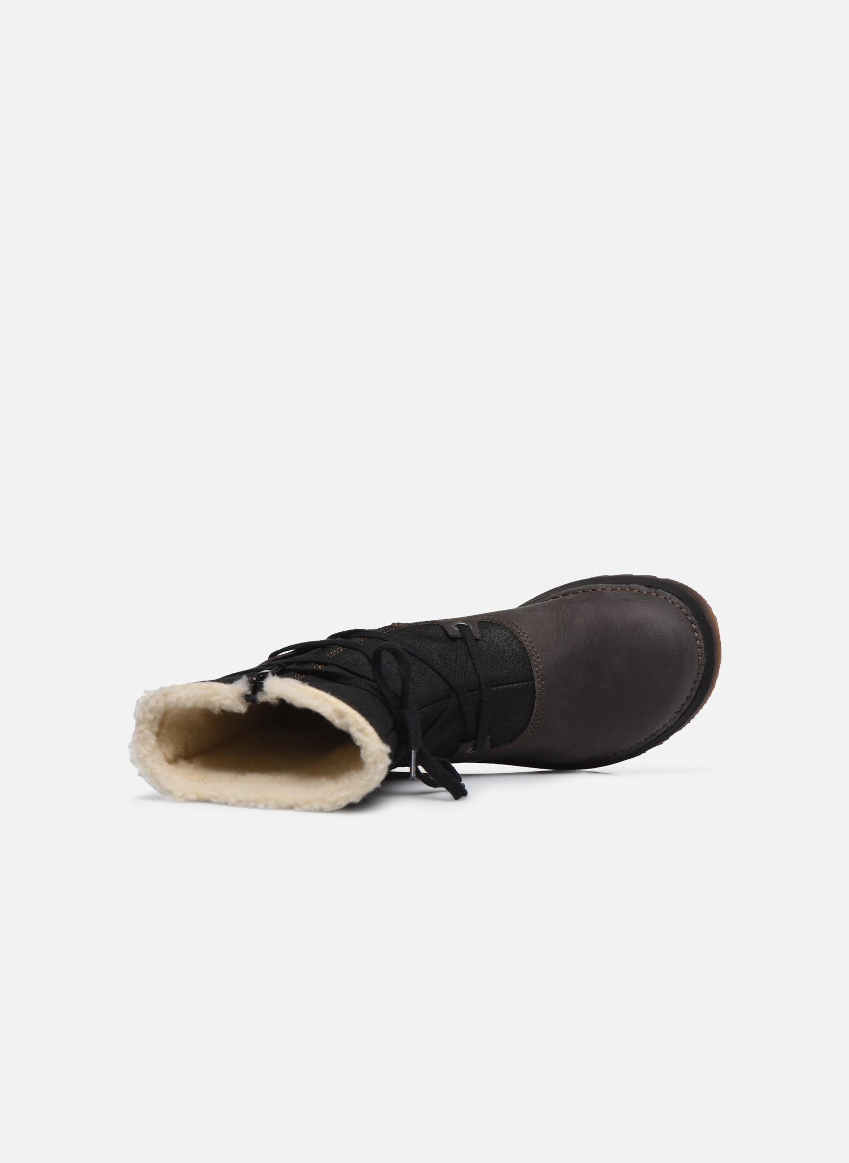Bottines et boots Art Heathrow 1024 Noir vue gauche