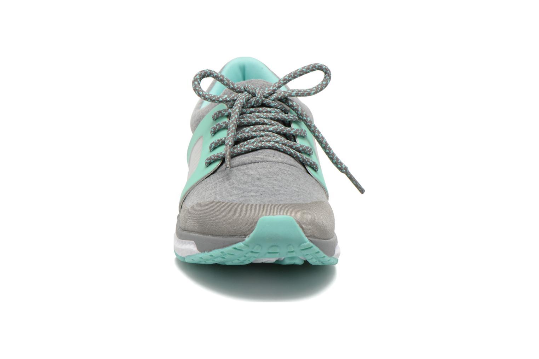 Baskets I Love Shoes BROXYM Gris vue portées chaussures
