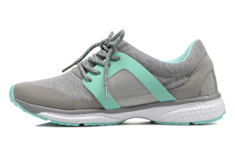 Sneaker I Love Shoes BROXYM grau ansicht von vorne