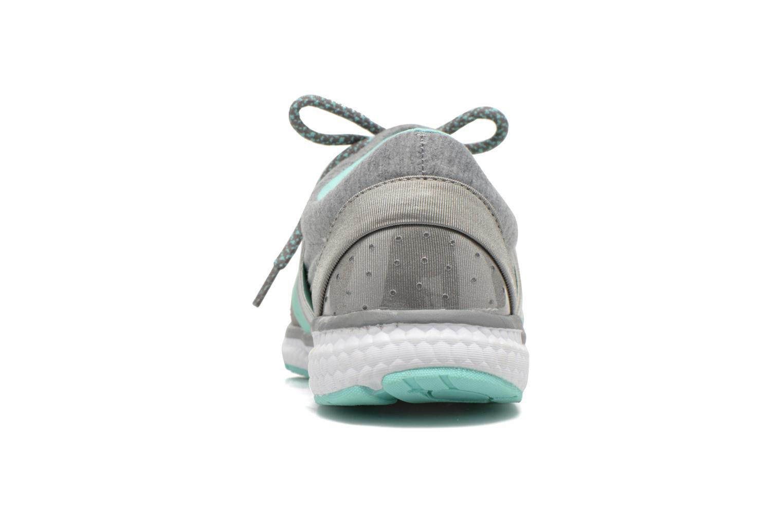 Sneaker I Love Shoes BROXYM grau ansicht von rechts