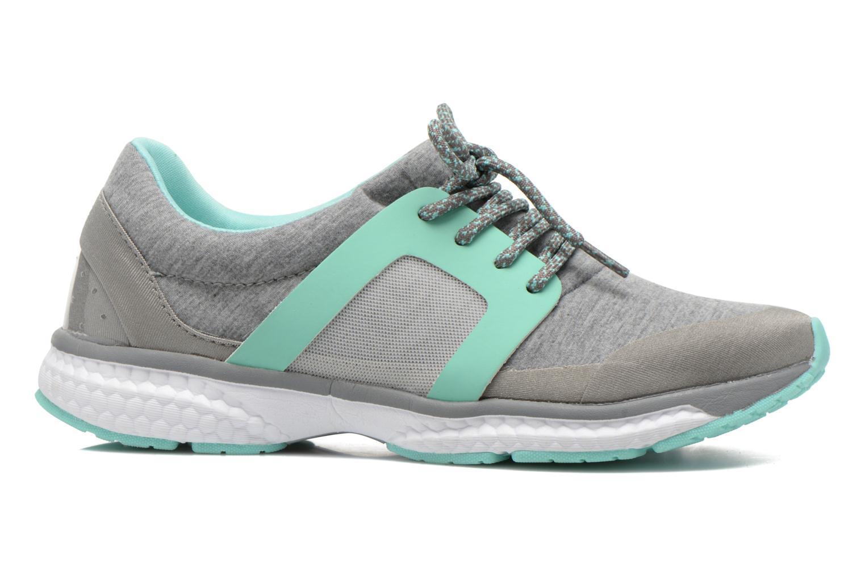 Sneaker I Love Shoes BROXYM grau ansicht von hinten