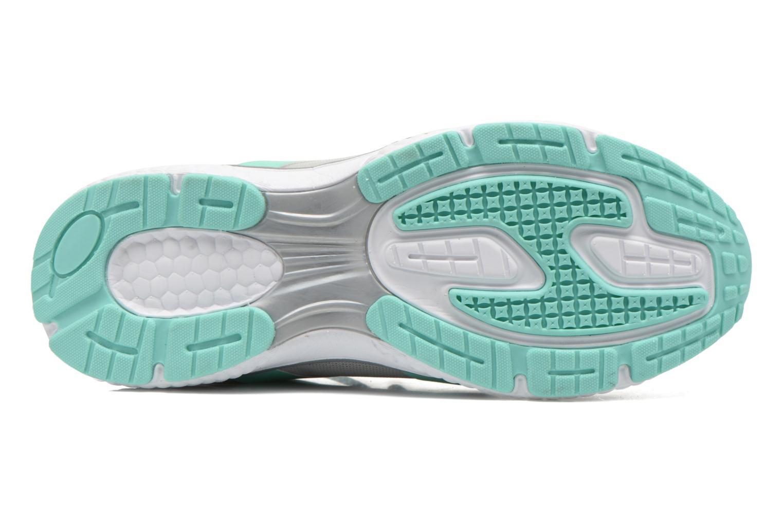 Sneaker I Love Shoes BROXYM grau ansicht von oben