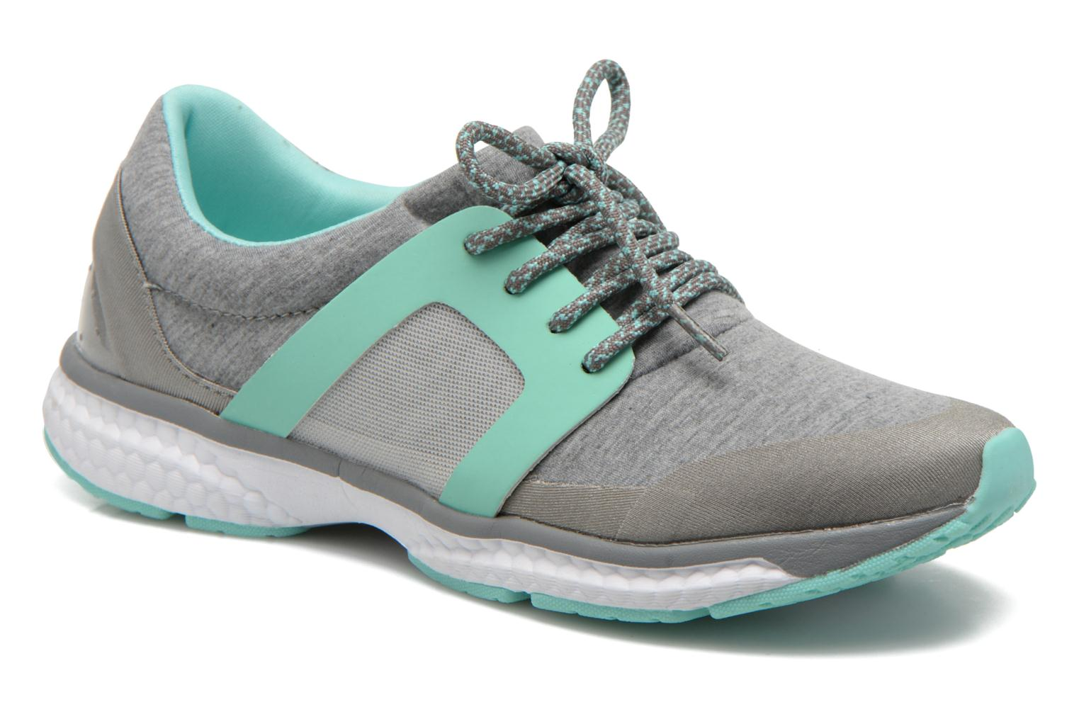 Trainers I Love Shoes BROXYM Grey detailed view/ Pair view