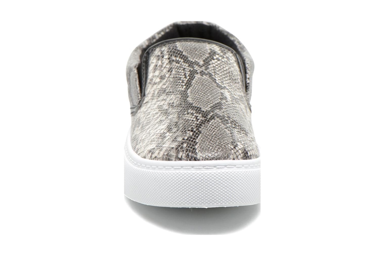 Trainers I Love Shoes BROLUPP Grey model view
