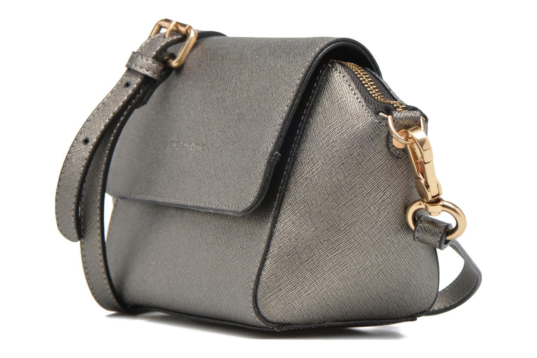 Handtaschen Sabrina Alma grau schuhe getragen