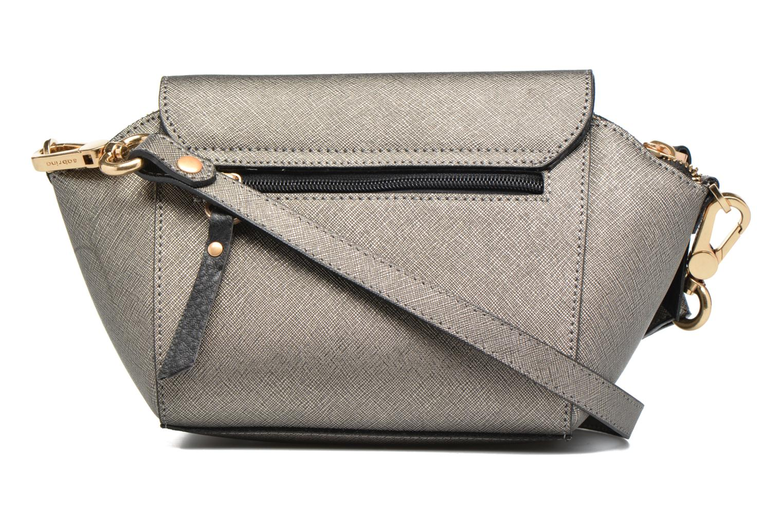 Handtaschen Sabrina Alma grau ansicht von vorne