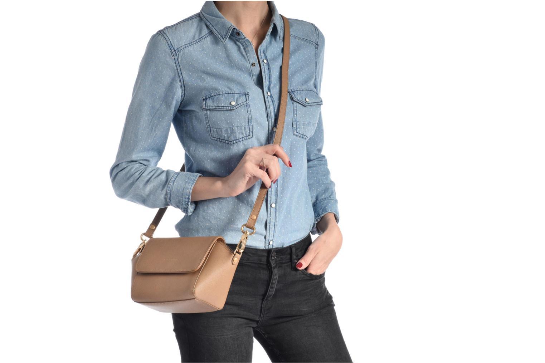 Handtaschen Sabrina Alma grau ansicht von oben