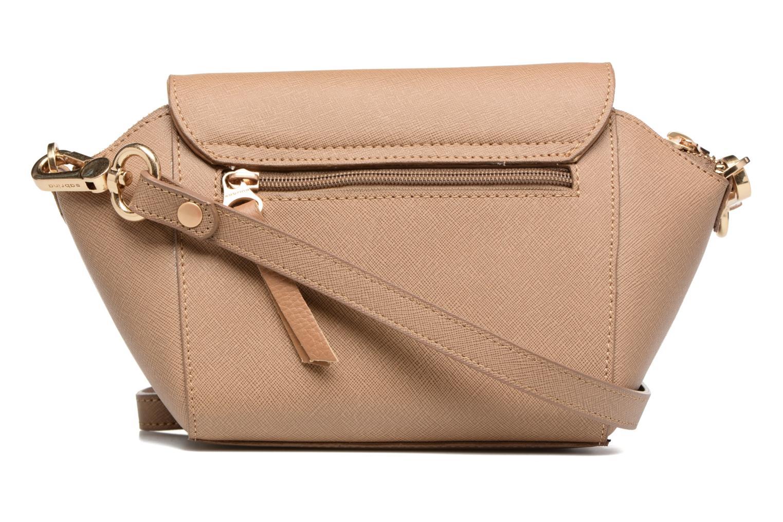 Handbags Sabrina Alma Brown front view