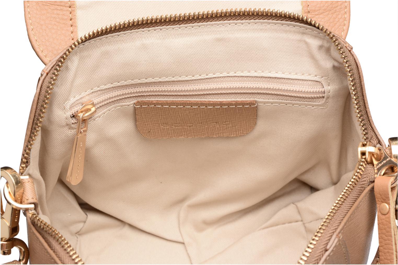 Handbags Sabrina Alma Brown back view