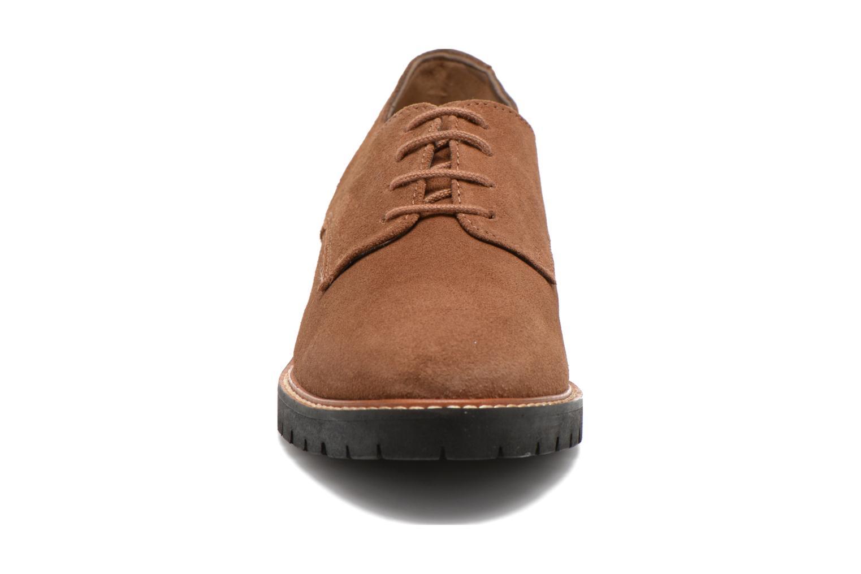Chaussures à lacets Aldo Cadaen Marron vue portées chaussures