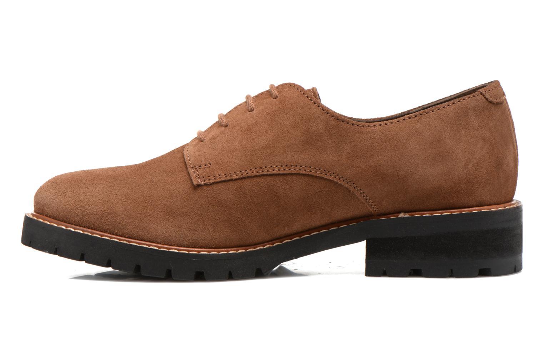 Chaussures à lacets Aldo Cadaen Marron vue face