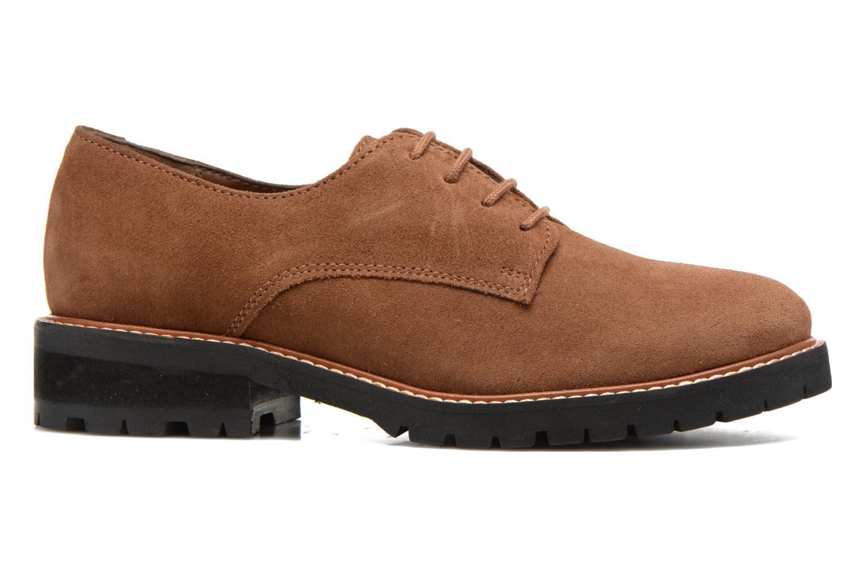 Chaussures à lacets Aldo Cadaen Marron vue derrière