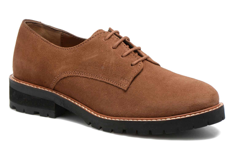 Chaussures à lacets Aldo Cadaen Marron vue détail/paire